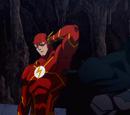 Barry Allen(Flash) (Flashpoint Paradox Old Timeline)
