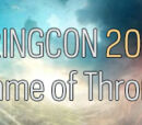 Hypsoline/RingCon 2015 - Game of Thrones