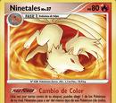 Ninetales (Tesoros Misteriosos TCG)