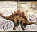 Stegosaurus regium