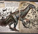 Therizinosaur (ARK)
