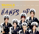 Hands Up (WANNA.B)
