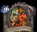 Arch-Thief Rafaam