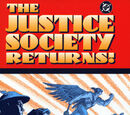 The Justice Society Returns (Collected)