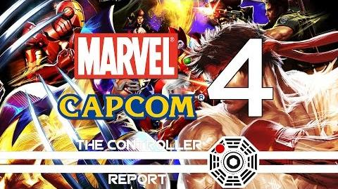 Marvel Vs. Capcom 4 Wishlist The Controller Report Ep. 42 (Part 5)