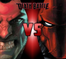 Punisher vs. Red Hood