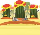 Spiky Desert