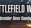 Apprentice125/November News Roundup - Legacy Operations, Blackout, Deployment Schedule