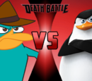 Perry the Platypus vs Skipper the Penguin