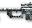 CheyTac M200 Winter Camo