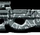FN P90 Winter Camo
