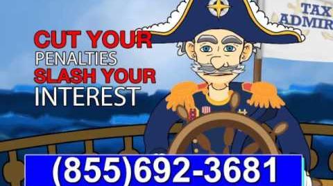 Tax Admiral Commercials (2014-present)