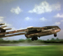 Minor Non-related Machines and Craft In The Thunderbirds Series