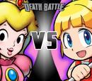 Peach VS Roll