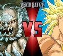 Doomsday vs Broly