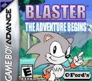 Blaster the Wolf: The Adventure Begins