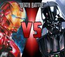 Iron Man VS Darth Vader