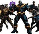 Black Order (Earth-12131)/Gallery