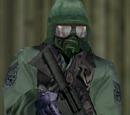 Bio Suit Rogue Spear