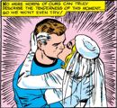 Reed Richards and Sue Storm's wedding from Fantastic Four Annual Vol 1 3.jpg