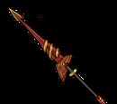 Captain's Dragoon Lance (Gear)