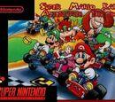 Super Mario Kart : Alternate Tracks