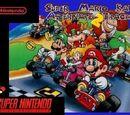 Super Mario Kart : Alternate Tracks 2