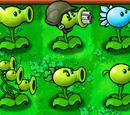 Plantas lanzadoras de guisantes