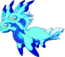 Aquamarine Dragon