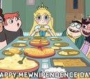 Mewnipendance Day