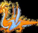 Electrum Dragon