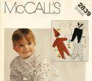 McCall's 2839 A