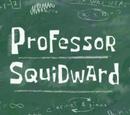 Professor Squidward (transcript)