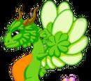 Clover Dragon