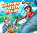Birthe Hansen/Interview with Earnie