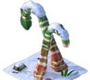 Granite Candy Canes