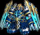 Dios Mecánico de Agua