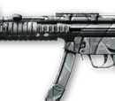 H&K MP5 Winter Camo