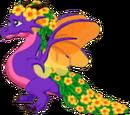 Bouquet Dragon