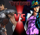 Kenshiro VS Jotaro Kujo