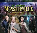 R.L. Stine's Monsterville: El consejo de los espíritus
