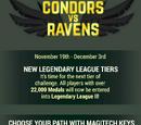 Condors Vs Ravens
