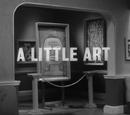 A Little Art