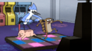 S7E13.023 Rigby and Applesauce Playing.png