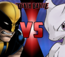 Wolverine vs. Mewtwo