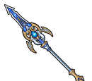 Sea Drake Spear (Gear)