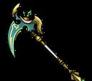 Jade Scythe (Gear)