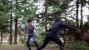 Rebelle inconnue combat parc Portland 3x19.png