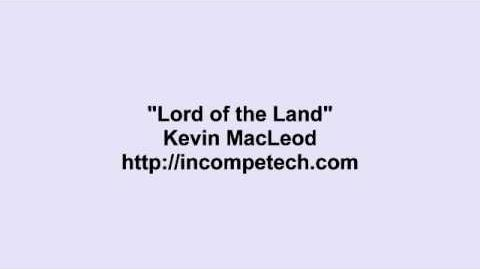 Kevin MacLeod ~ Lord of the Land
