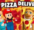 The Pizza Delivery!